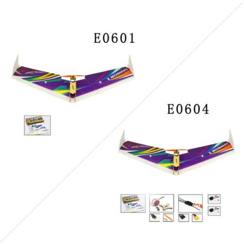 Dancing  Hobby E0604 Rainbow II 1000mm Wingspan KIT RC Airplane Delta Y9L6