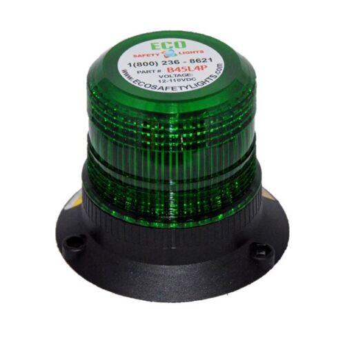 """BS2T 12-110VDC PIPE MOUNT 1//2/"""" NPT STROBE EMERGENCY WARNING LIGHT MEDIUM BEACON"""
