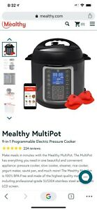 Mealthy-MultiPot-9-in-1-Programmable-Pressure-Cooker-6-Quart-w-Accessories