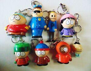 8-South-Park-Keychain-Zipper-Pull-Phillip-Eric-Wendy-1998