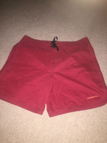 Mens Patagonia Swim Shorts Size34