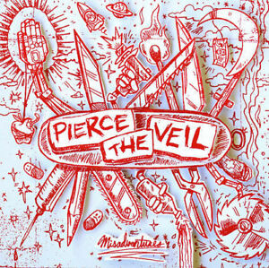 Pierce-the-Veil-Misadventures-New-amp-Sealed-CD
