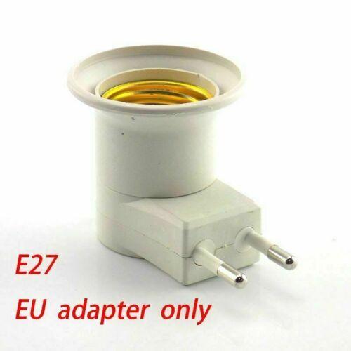 E27 Extension Adapter Bulb Lamp Holder Light Flexible Converter Screw Socket