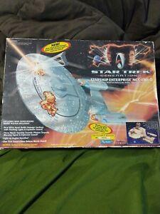 STAR-TREK-Generations-Starship-Enterprise-NCC-1701-D-6171-1994-Playmates