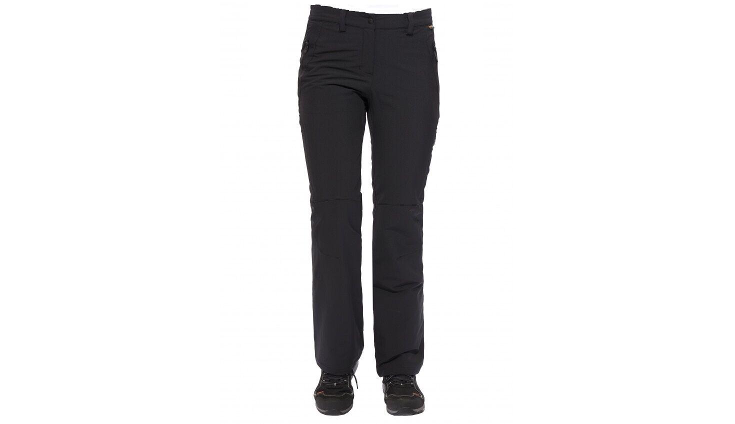 Jack Wolfskin activate winter pants Damen RESTPOSTEN warm beweglich leicht guck