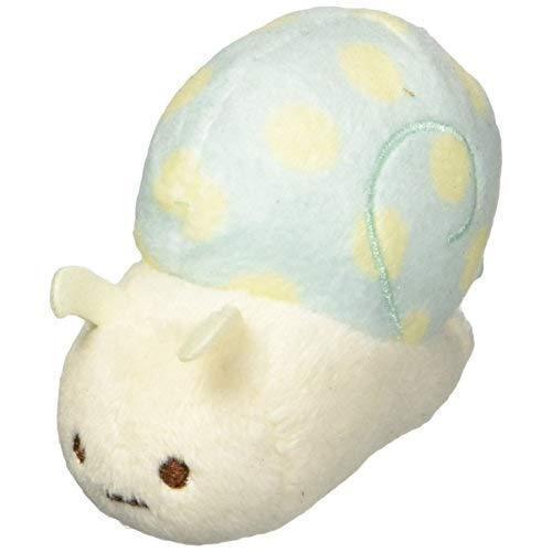 San-x Sumikko Gurashi Plush 2/'/' Fake Snail w// Mini Name Tag