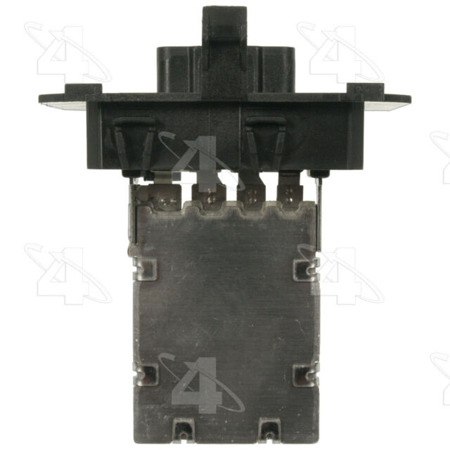 HVAC Blower Motor Resistor-Resistor Block Front 4 Seasons 20515