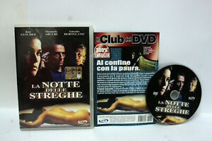 LA-NOTTE-DELLE-STREGHE-MANUELA-ARCURI-MHE-2007-FILM-DVD-USATO-BUONO-STATO-64616