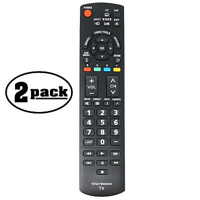 P42S1 L37X1 Replacement Remote Control for Panasonic TC P50S2 50PS14 TV