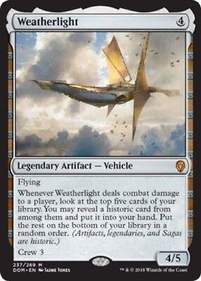 Weatherlight Captain Dominaria Mythic Rare EN NM MTG Jhoira