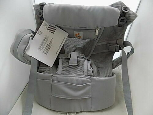 Ergo Adapt Baby Carrier Slings Backpack Pearl Gray New Box