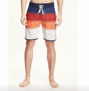 c0bafc468a Image is loading NWT-Old-Navy-Men-039-s-Swim-Trunk-