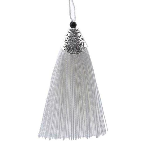 Home Fish Mouth Tassel Chinese Knot Cars Home Decoration Tassels Adornment N3