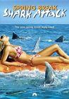 Spring Break Shark Attack 0097368892149 With Kathy Baker DVD Region 1