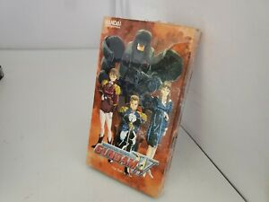 NEW-Factory-sealed-VHS-Tape-Mobile-Suit-GUNDAM-WING-The-path-to-War-A8