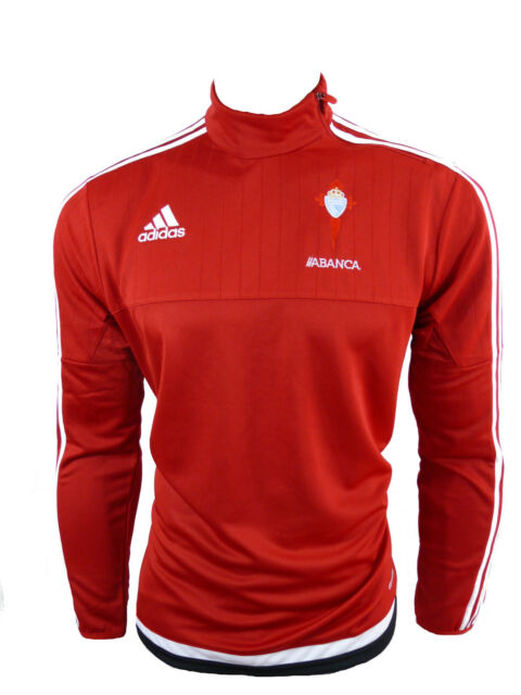 Celta VIGO adidas Football Spain Men s Training Top Sweatshirt ... b67d0b1df
