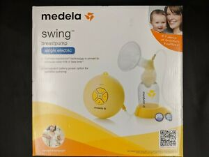 Brand New Medela Swing Single Electric Breast Pump New Sealed Ebay