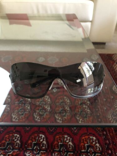CHANEL SUNGLASSES WITH SWAROWSKY CRYSTALS CAMELLIA