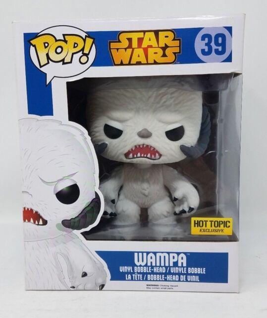 Funko POP Star Wars Wampa 6/'/' Vinyl Figure