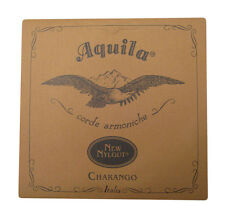 Aquila Charango Strings - 1CH - Nylgut - Medium Tension - Made In Italy