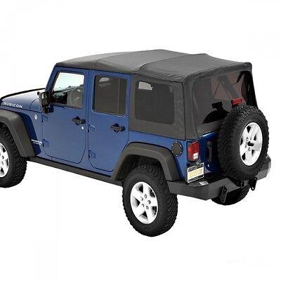 Derecha exterior manualmente para Jeep Wrangler III JK BJ a partir de 07