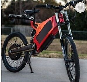 Enduro Offroad Electric Bike