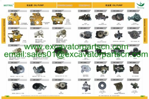 65.06500-6402A Water Pump FITS DOOSAN DH225-7 DH220-5 S220V DH225-7 DH215-7 NEW
