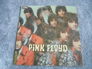The Pink Floyd - The Piper At The Gates Of Dawn 1967 UK LP COLUMBIA MONO