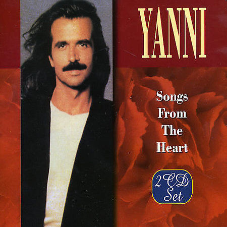 1 of 1 - YANNI Songs From The Heart 2CD BRAND NEW