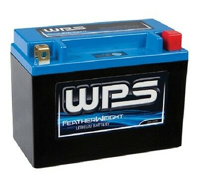 WPS Featherweight Lithium Battery 1986-1988 Suzuki GV1400 Cavalcade