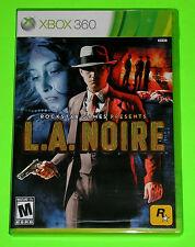 XBox 360 Video Game - L.A. Noire (New)