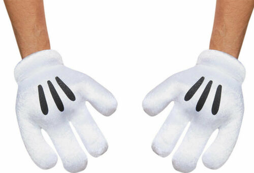 Mickey Mouse Adult Gloves