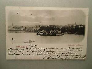 Ansichtskarte-Hamburg-Aussenalster-m-Alsterlust-1898