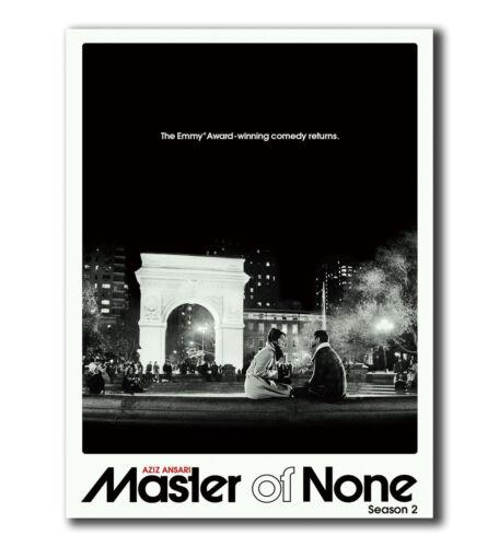 T-781 Art Poster Master of None Season 2 Aziz Ansari Hot Silk 24x36 27x40IN