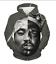 Tupac-sudadera-con-capucha-para-hombre-HIP-HOP-RAPPER-2pac-3D-Impresion-Informal-Sudadera-Jersey miniatura 12
