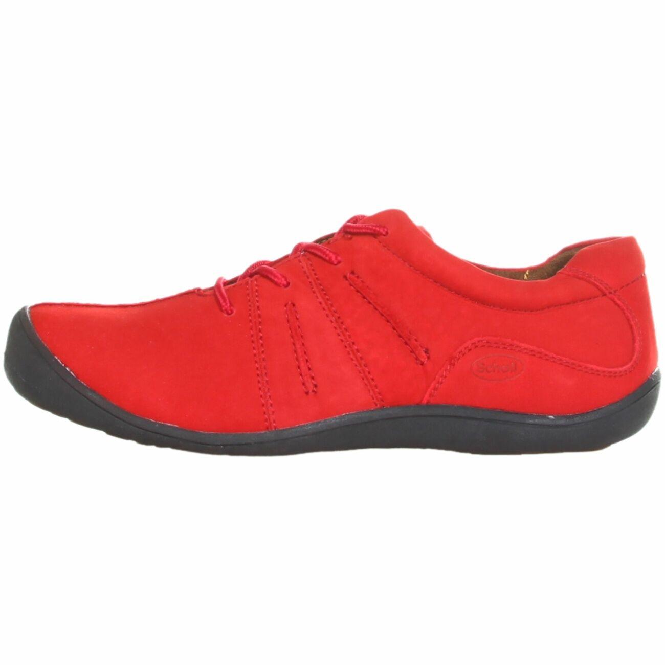 Dr. Scholl MISTRAL F230871014 Sneakers Halbschuhe Schnürer EU 39 UK 6, Cherry