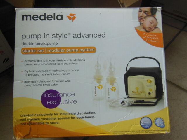 Medela pump in style hook up