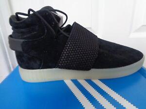 Dettagli su Adidas Invader Cinturino Scarpe da ginnastica Tubular Scarpe BB5037 UK 8 EU 42 US 9 Nuovo + Scatola mostra il titolo originale