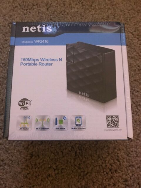 Netis WF2416 Router Driver PC