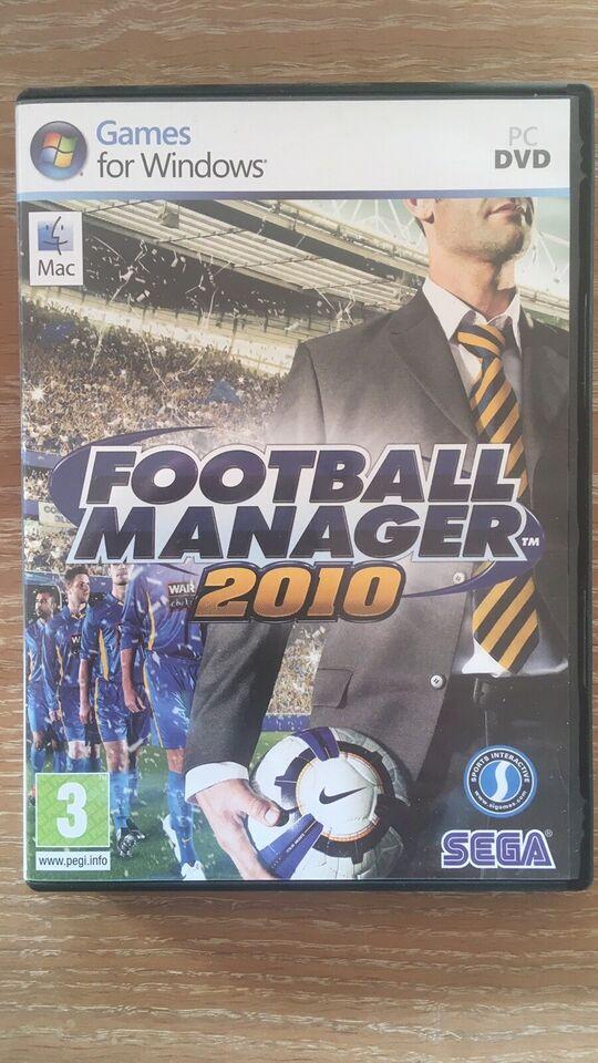 2 x Spore, Football Manager 2010, til pc