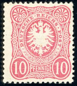 DR-1879-MiNr-33-b-postfrisch-Befund-Jaeschke-Lantelme-Mi-750