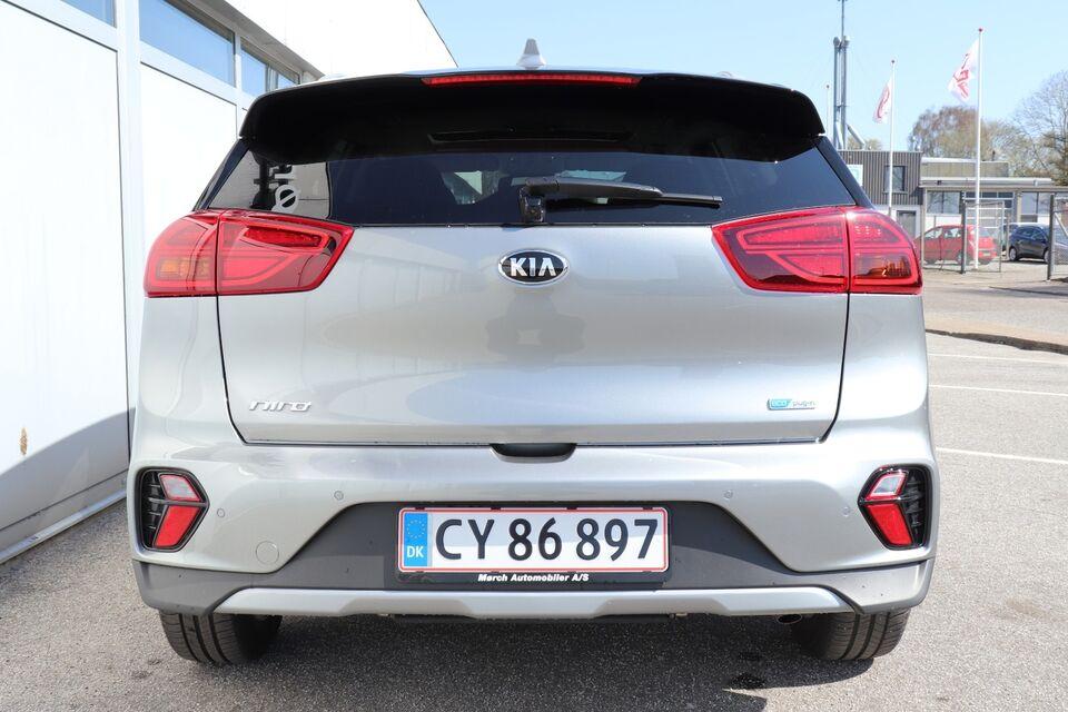 Kia Niro 1,6 PHEV Advance DCT Benzin aut. Automatgear