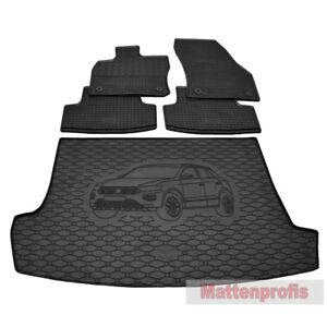 2017 GKK Gummimatte Kofferraumwanne passend für VW T-Roc A11 ab Bj