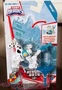 Playskool Heroes Transformers Rescue Bots Fireplug