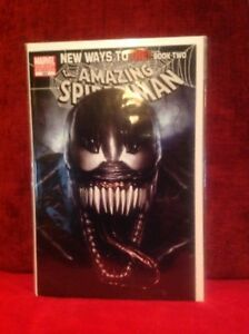 AMAZING-SPIDER-MAN-569-FIRST-ANTI-VENOM-GRANOV-VARIANT-EDITION-MARVEL-COMICS