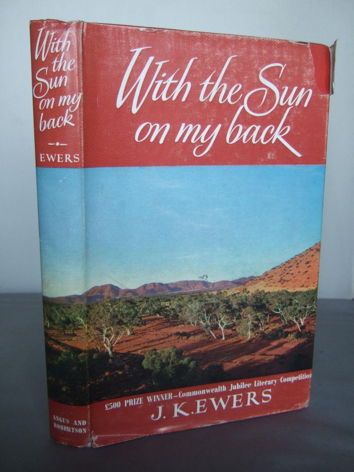 A Sun On My Back által John K Ewer HB DJ 1959 - Ausztrália