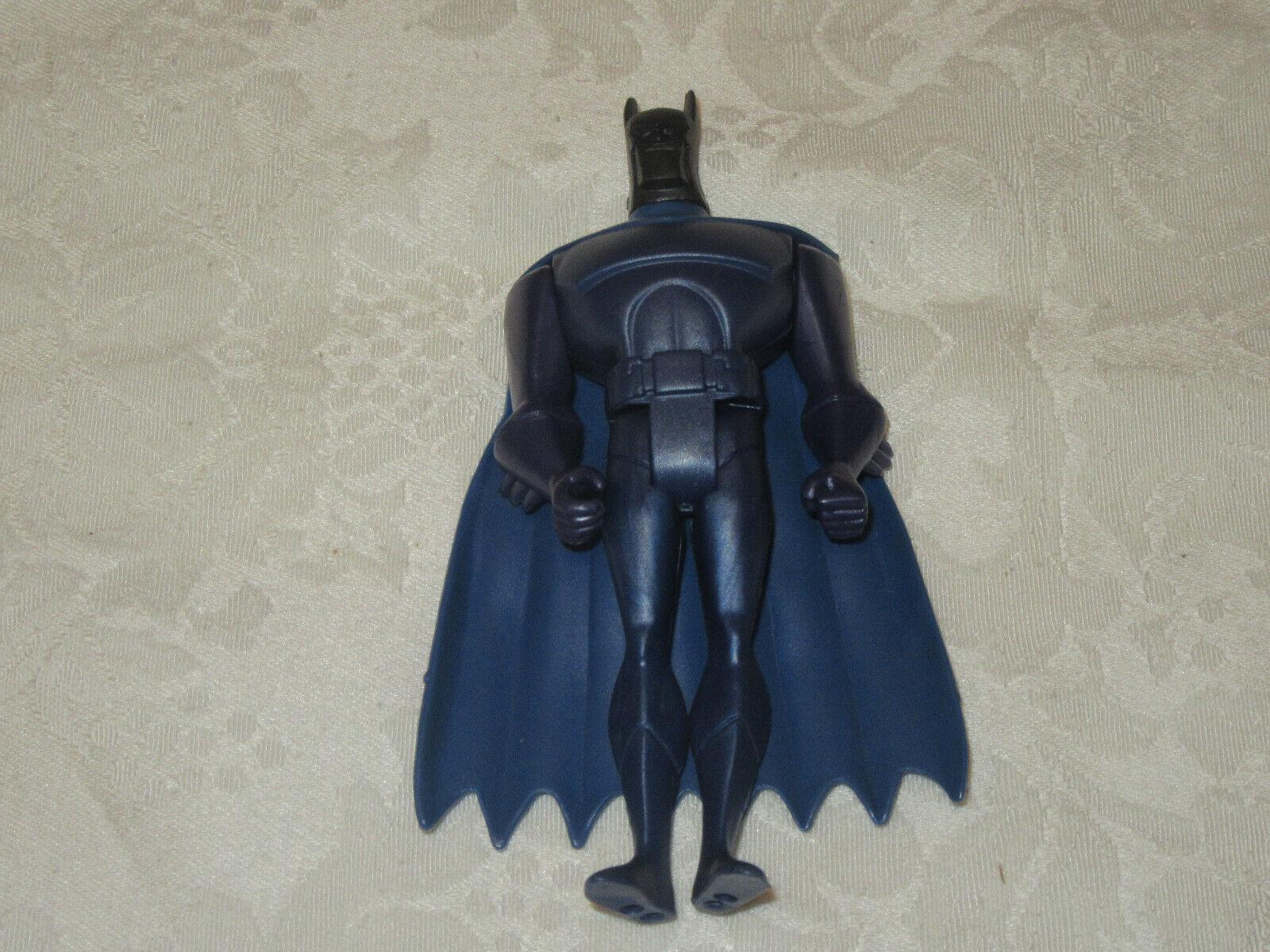 Mattel DC Universe Justice League Unimited 4  projootipo de prueba de disparo Batman