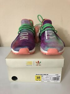 9a516c6d4 Image is loading Adidas-Pharrell-Williams-Human-Race-HoliNMD-Chalk-Coral-