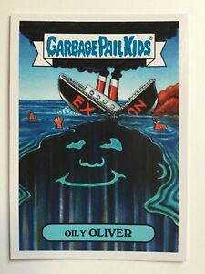 Garbage Pail Kids Topps 2018 Sticker We Hate The '80s Classic Kit Video 8a