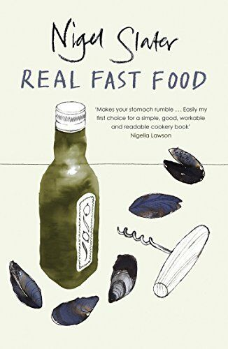 1 of 1 - Real Fast Food by Slater, Nigel 0141029501 The Cheap Fast Free Post